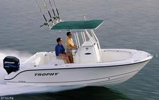 Trophy 2103 Center Console 2004 Boat specs