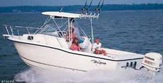 Sea Boss 235 Walk Around 2005 Boat specs