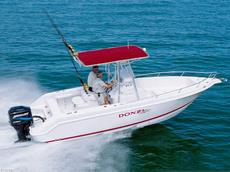 Donzi 23 ZF Boat specs and Donzi 23 ZF boat images pictures