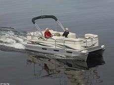 Manitou Pontoons 20 Oasis - 8 Foot Wide 2006 Boat specs