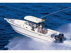 Pursuit 3070 Center Console 2006 Boat specs