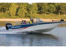 Fisher Hawk 186 Sport 2008 Boat specs