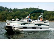 Fisher Liberty 180 Fish 2008 Boat specs