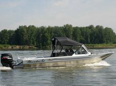 ThunderJet Alexis Outboard - 20 ft  Boat specs and