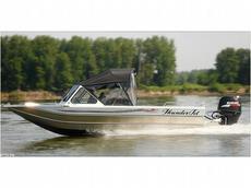 ThunderJet Alexis OB Boat specs and ThunderJet Alexis OB