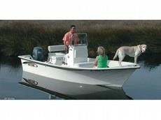 May-Craft 1800 Skiff 2012 Boat specs